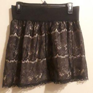 Xhilaration skirt women size Medium